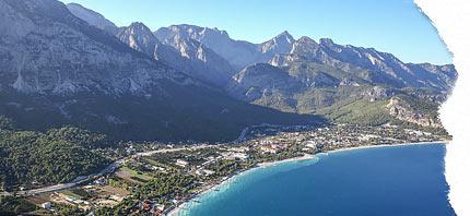 Vacante Kemer Antalya Turcia 2020