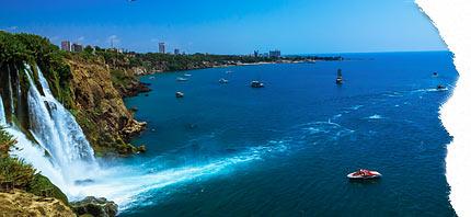 Vacante Side Antalya Turcia 2020