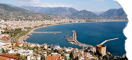 Vacante Alanya Turcia 2020